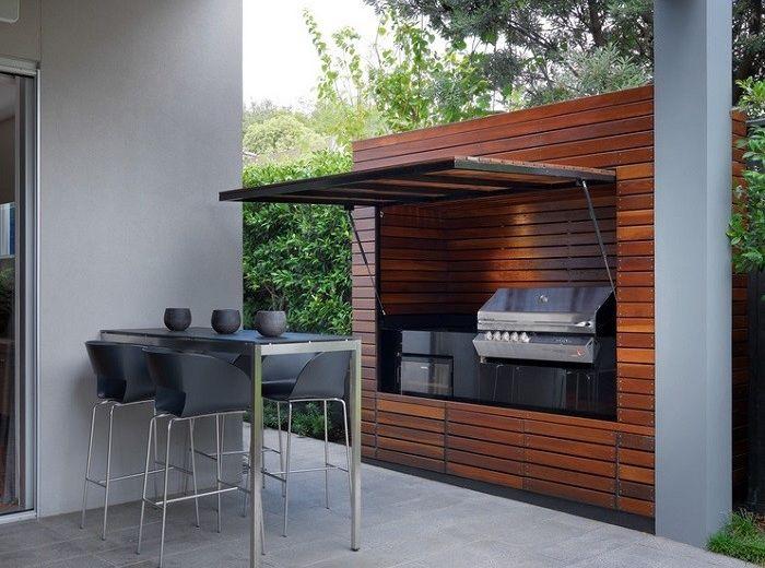 Barbacoas de obra y cocinas exteriores pinterest for Barbacoas exteriores de obra