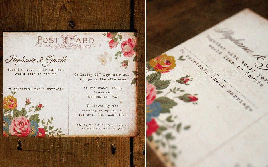 Vintage, elegant, retro, pearl, rustic, lace, pocket, wedding invitation. www.els-design.com