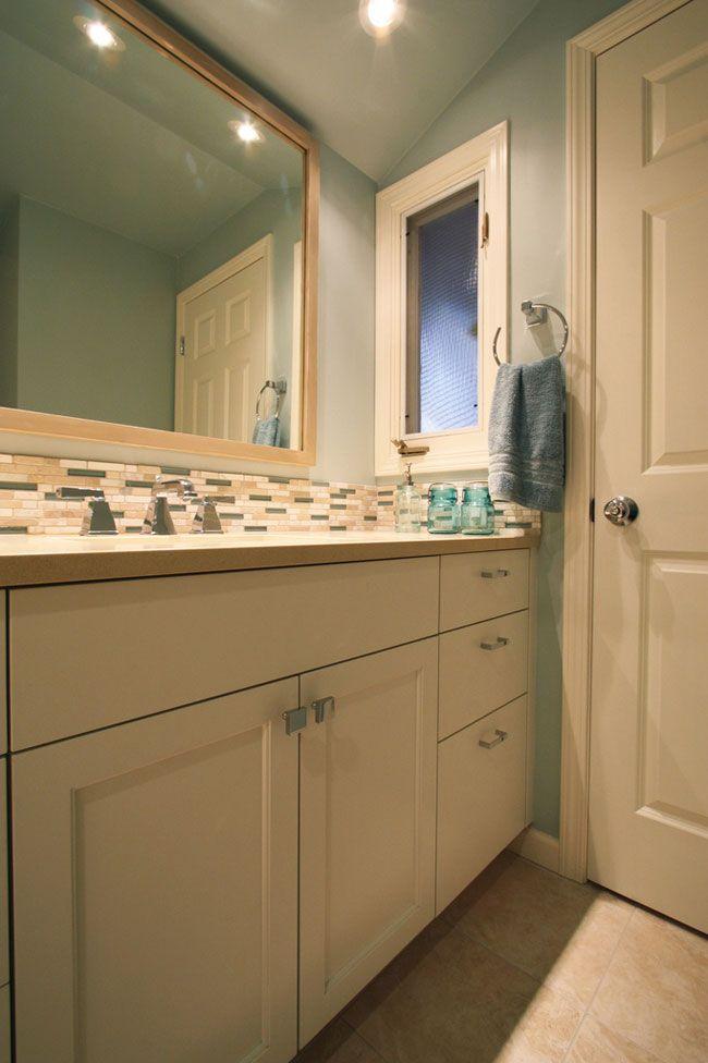 small bathroom remobel Small bathroom remodel in Lake Oswego