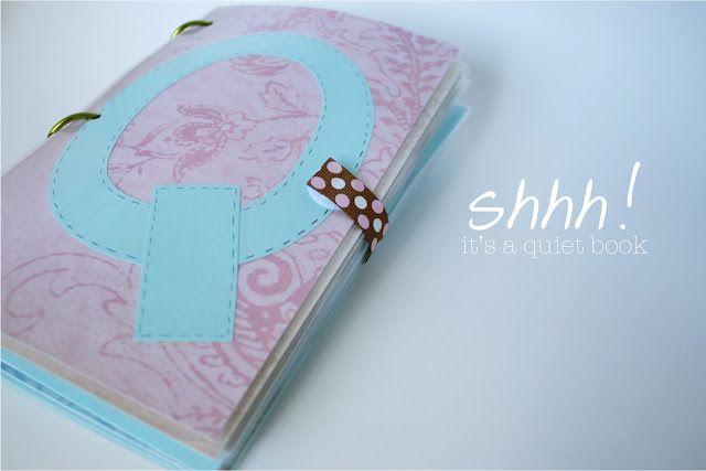new sew quiet book