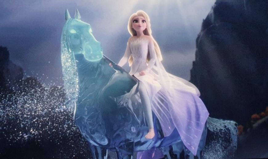 Frozen 2 Final Elsa Snow Queen Fifth Element Look Disney Princess Frozen Frozen Disney Movie Disney Frozen Elsa
