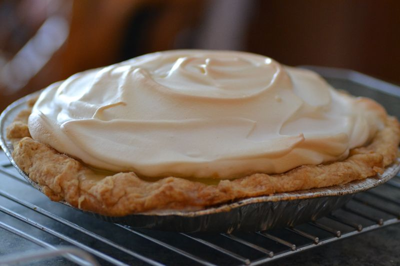 lemon meringue pie // warm vanilla sugar