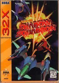 Shadow Squadron - 32X Game