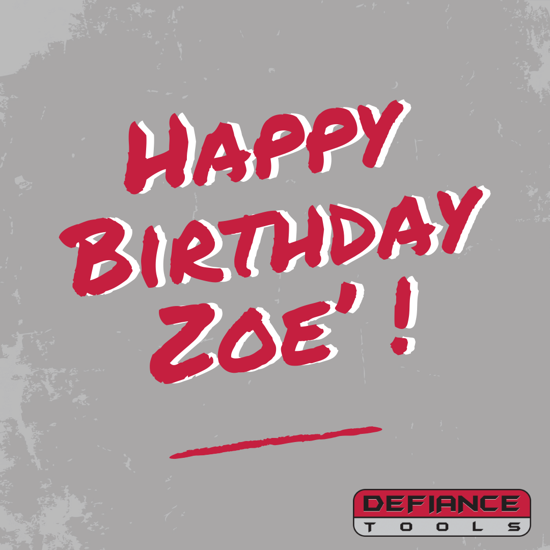Let S Celebrate Together It Is Our Co Founder Zoe S Birthday