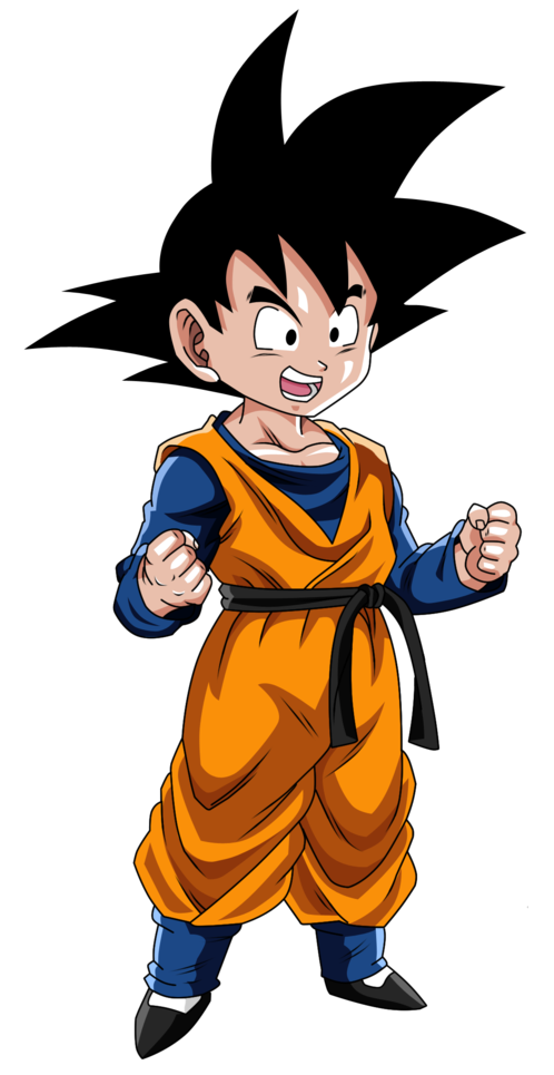 Goten The most adorable super saiyin | Dragon Ball Z | Pinterest ...