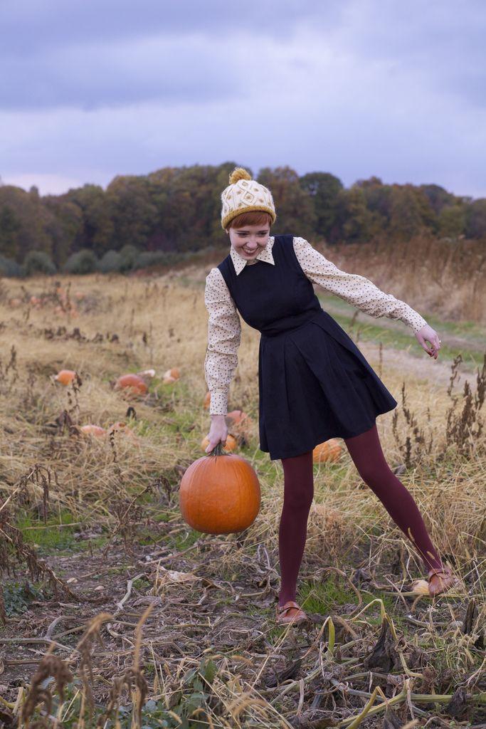 He Put Her In A Pumpkin Shell