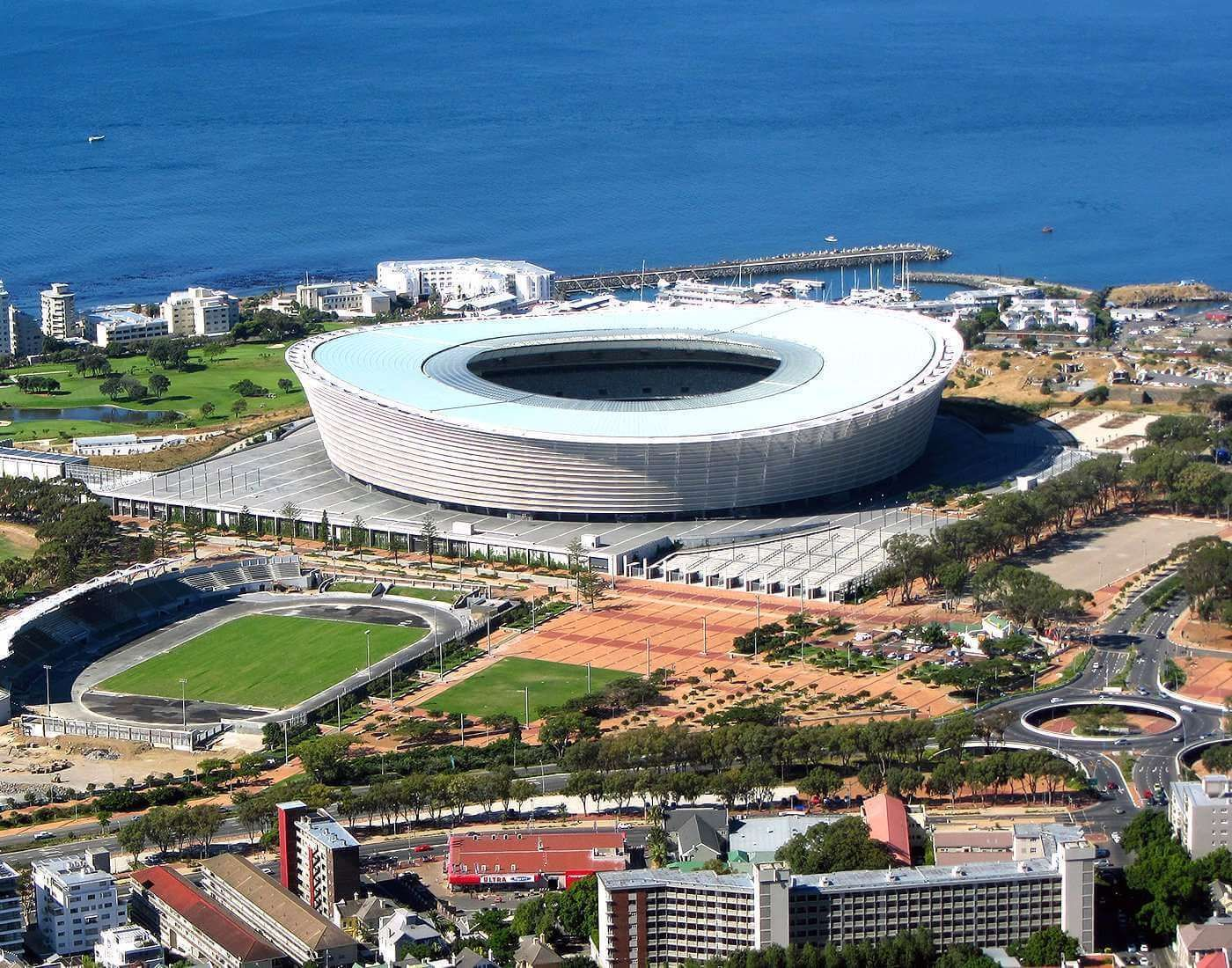 Cape Town Stadium South Africa History Detail Information Map Capacity Sports Venue Soccer City Stadium Stadium South Africa