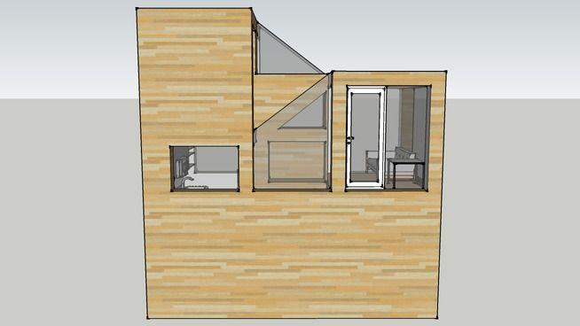 Vertical House - 3D Warehouse puclaro Pinterest Sink units