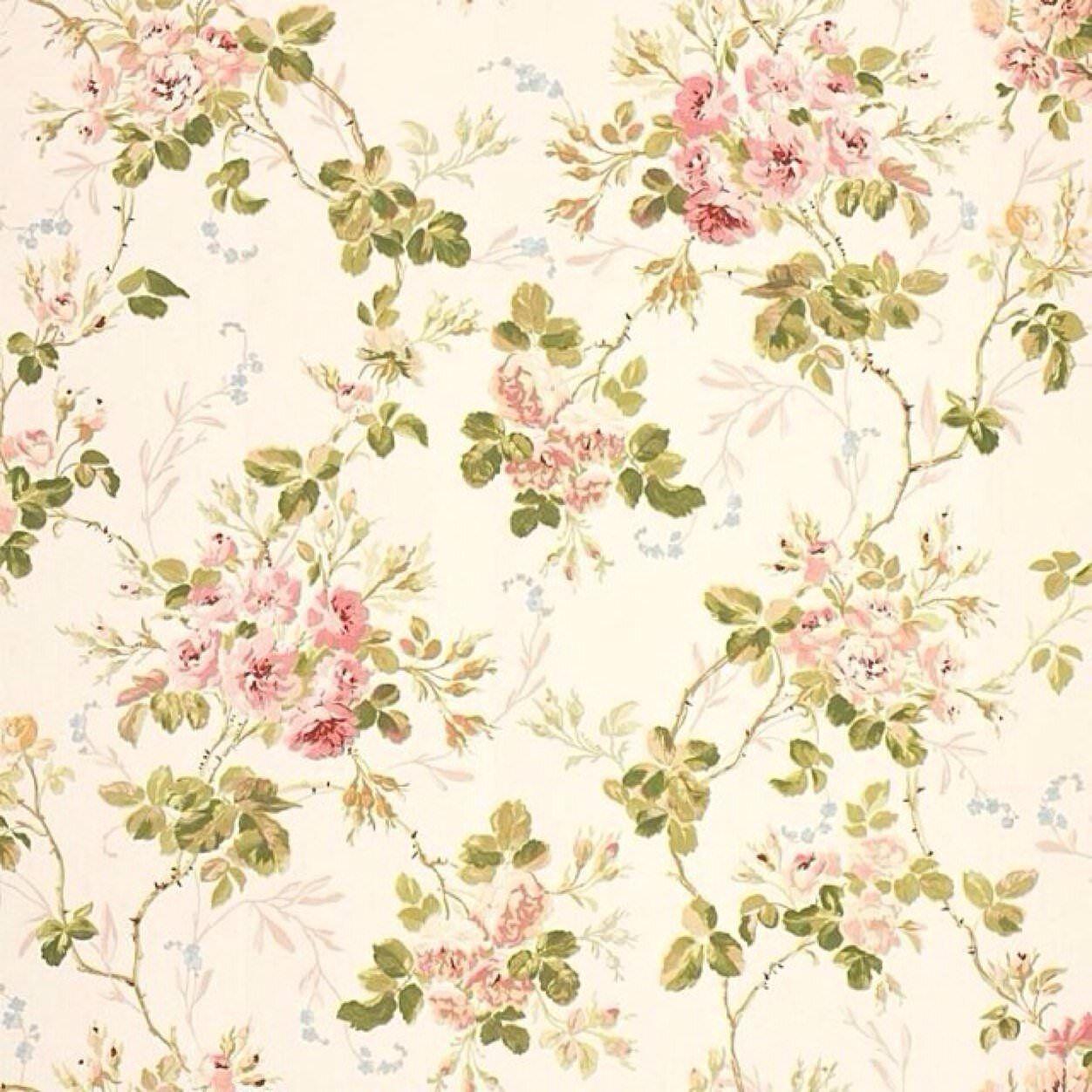 Pin By Leslie Saiz On Wallpaper Vintage Floral Wallpapers Vintage Flowers Wallpaper Vintage Flower Backgrounds