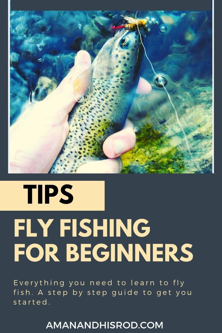 Ever wanted to learn how to Well fly fishing for beginners is filled with great to help you do just