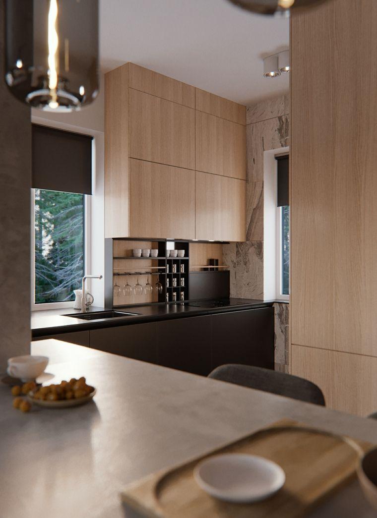 Diseños de cocinas al estilo contemporáneo - Descubre si este es tú ...