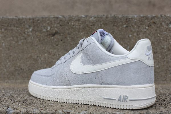 les ventes chaudes 31cdd 96d31 Nike Air Force 1 Low Blazer gris | Shoes in 2018 | Pinterest ...