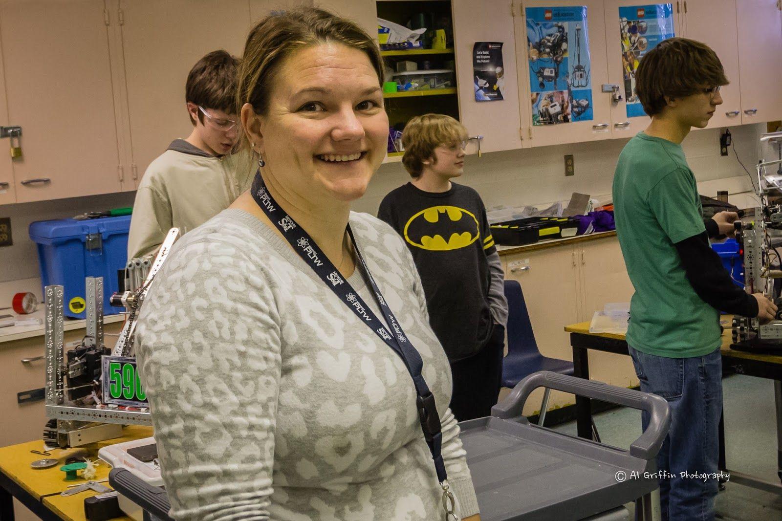 Our Eyes Upon Missouri Camdenton's Middle School Robotics