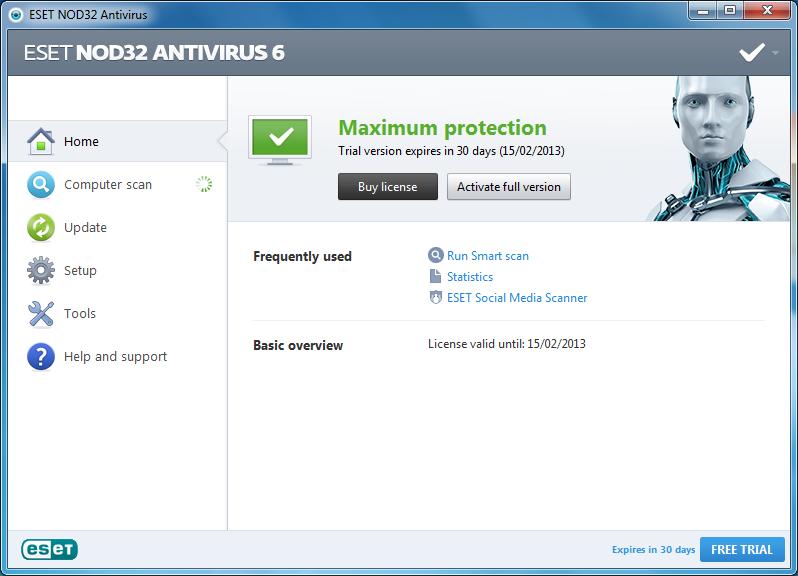 Ключи антивирус скачать