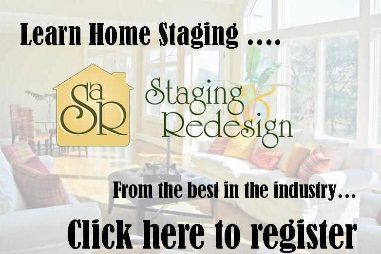 Want to learn how to make a successful home staging - Become an interior designer online ...