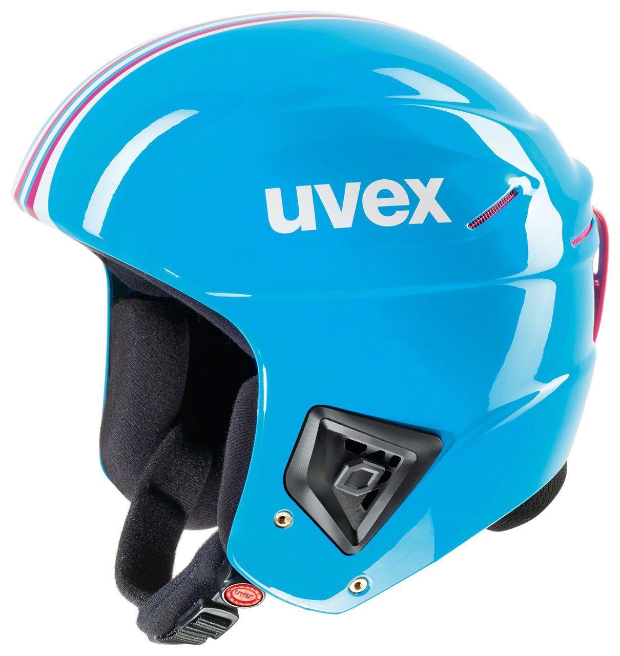 f8481b6628 Uvex Race Plus Helmet  Cyan-Pink