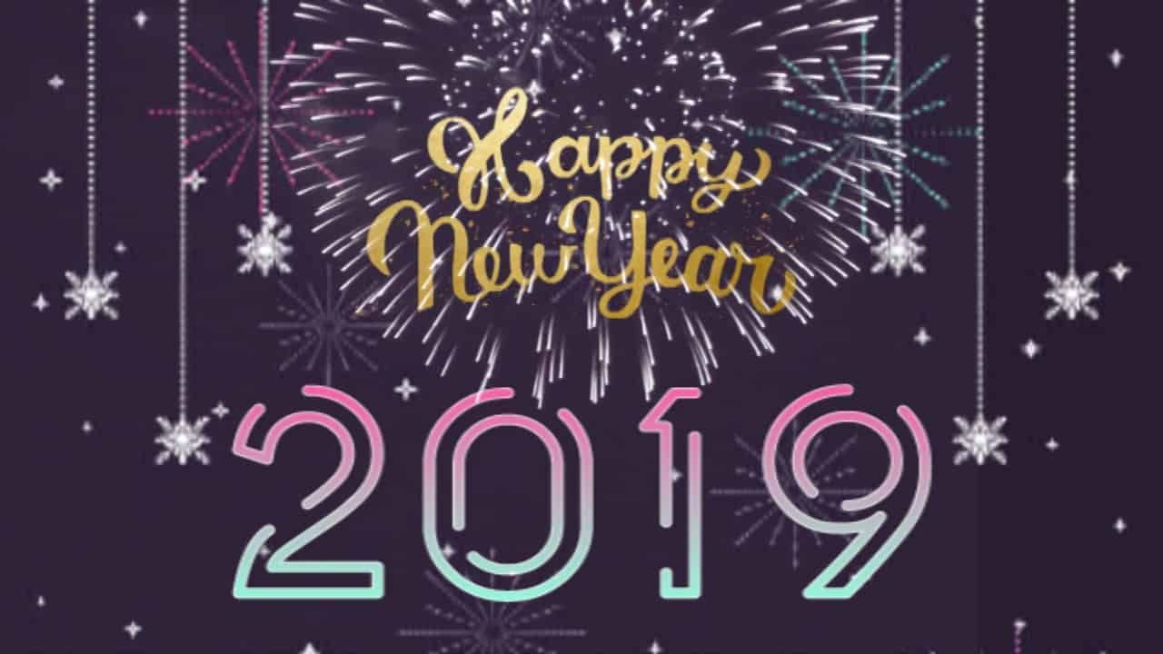 Happy New Year Videos Download 2019 Happy New Year Gif New Year Gif New Year Video Download