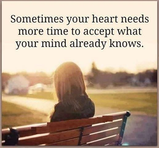 and it always catches up eventually ....then you wonder why you cared so much to begin with and what a waste of time it was ...