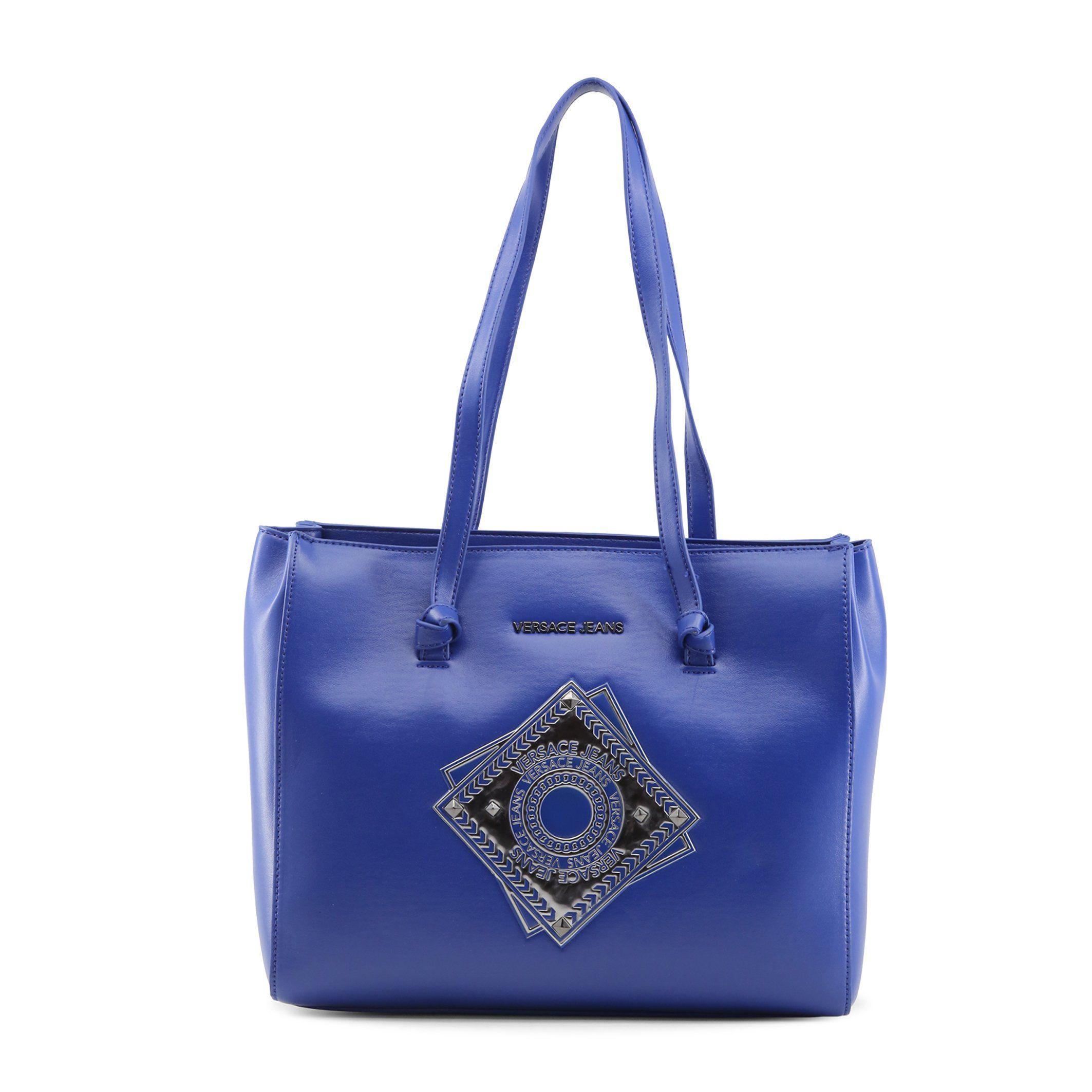 1c4ca89f2f Versace Jeans E1VQBBA7_75425. Versace Jeans E1VQBBA7_75425 Blue Shoulder  Bags ...