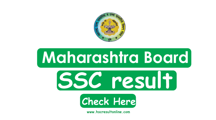 Mahresult Nic In Publishes The Ssc Result 2019 Maharashatra Board