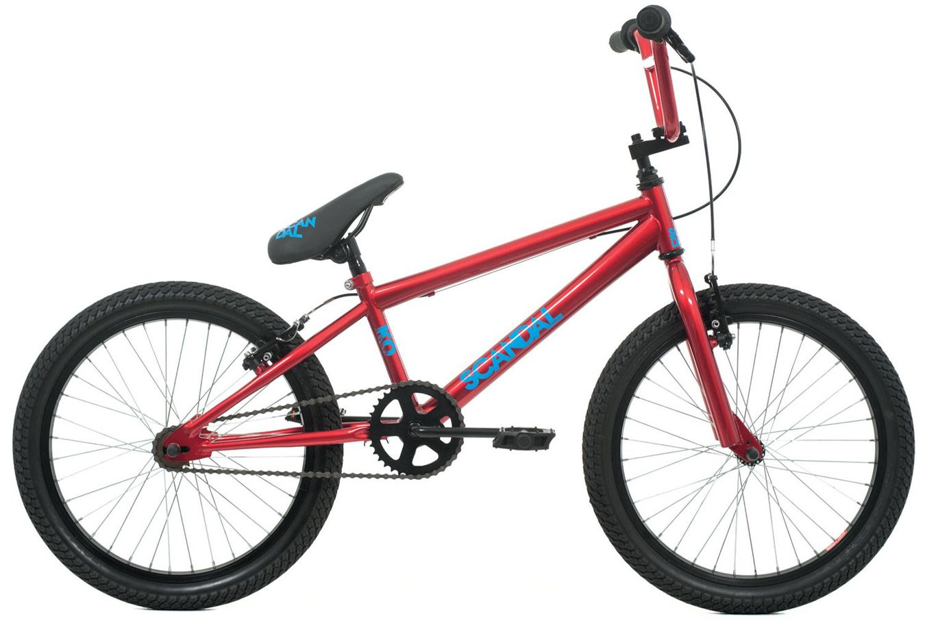 20 inch bmx bike for boys and girls red with images