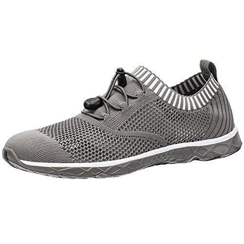 262a5833e92e ALEADER Men s Quick Drying Aqua Water Shoes