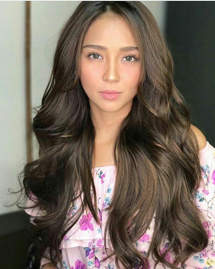 Kathryn Bernardo Debut Hairstyle