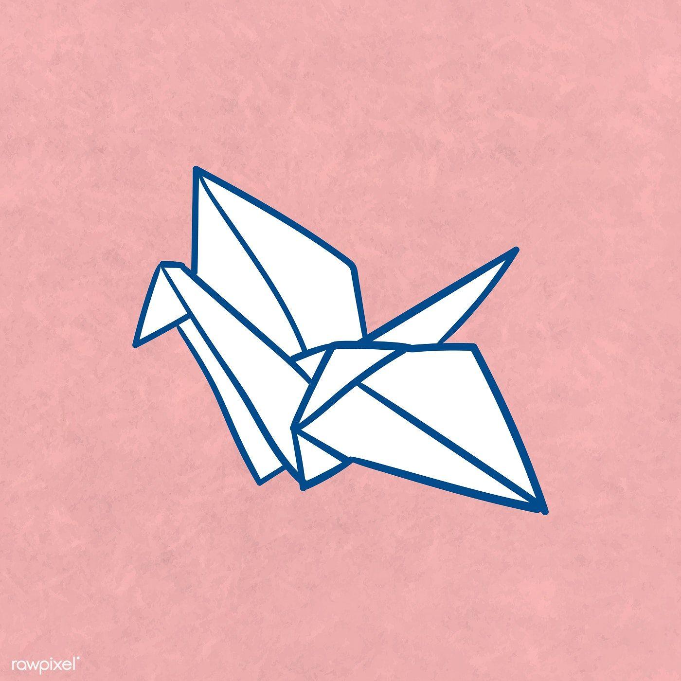 Origami Crane Instructions | 1400x1400