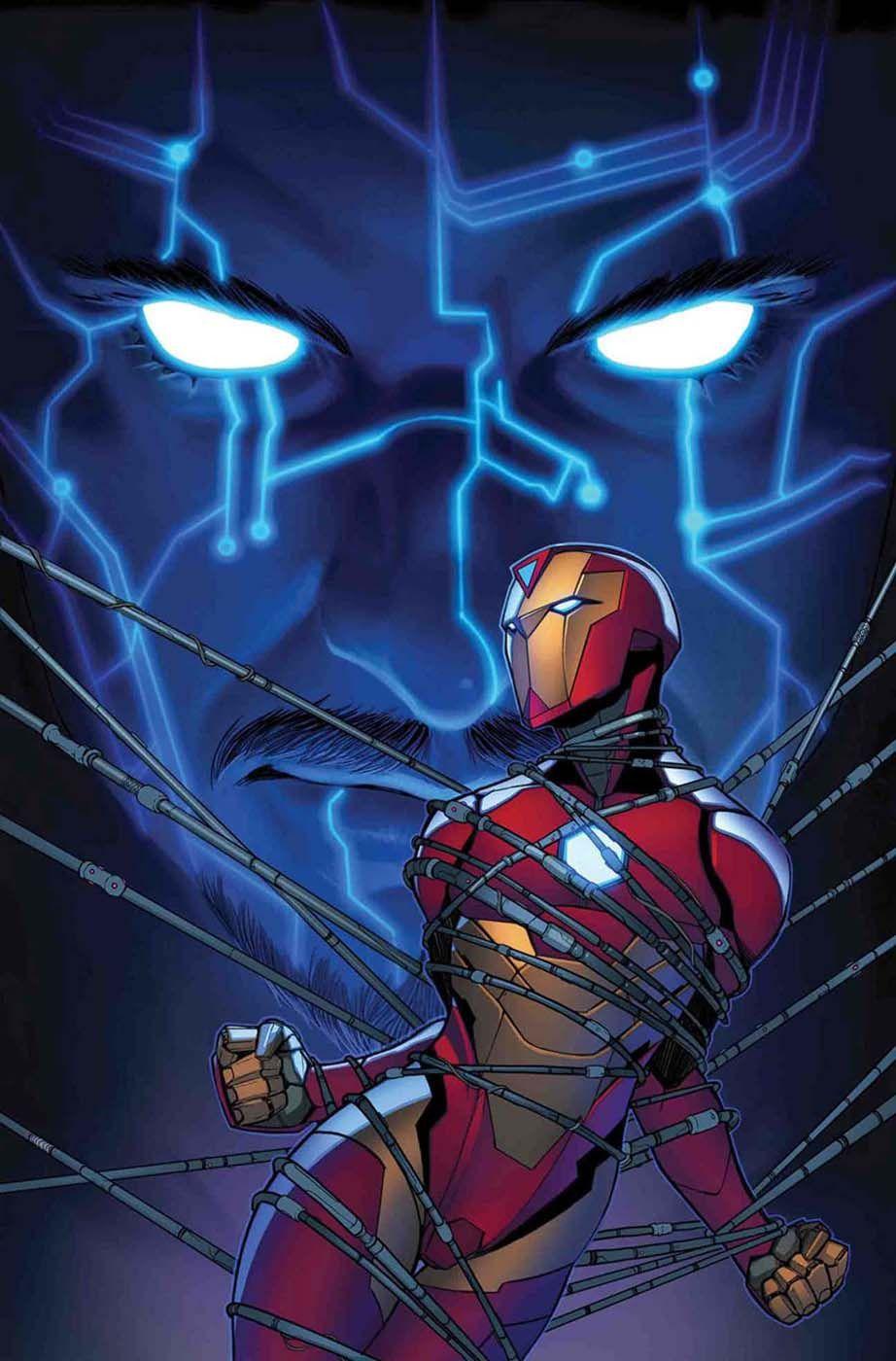 Invincible Iron Man #10 | Tony | Pinterest | Hombre de acero, Los ...