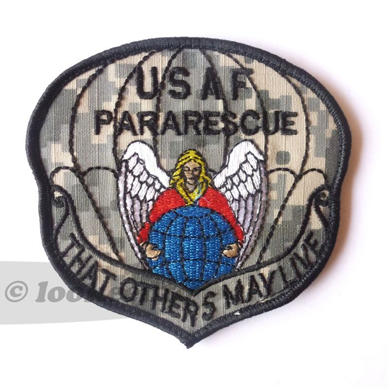 """USAF pararescue jumper (PJ's) """"THAT OTHERS MAY LIVE"""