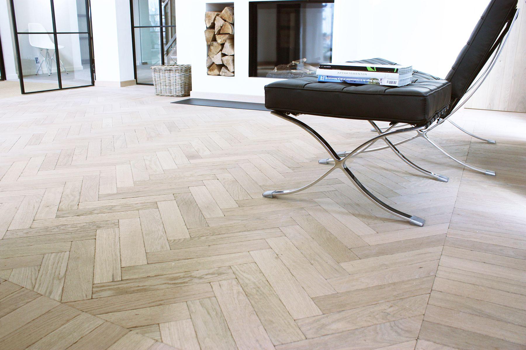 Visgraat Parket Leggen : Geolied visgraat parket wooden floor flooring wooden flooring