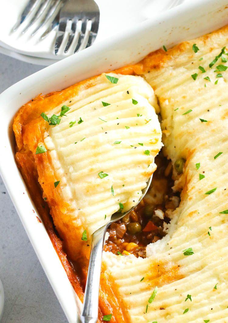 Photo of Shepherd's Pie – Immaculate Bites
