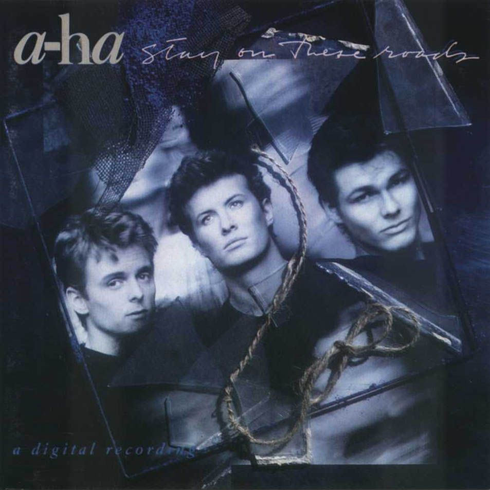 A Ha Stay On These Roads 1988 In 2020 Music Album Covers