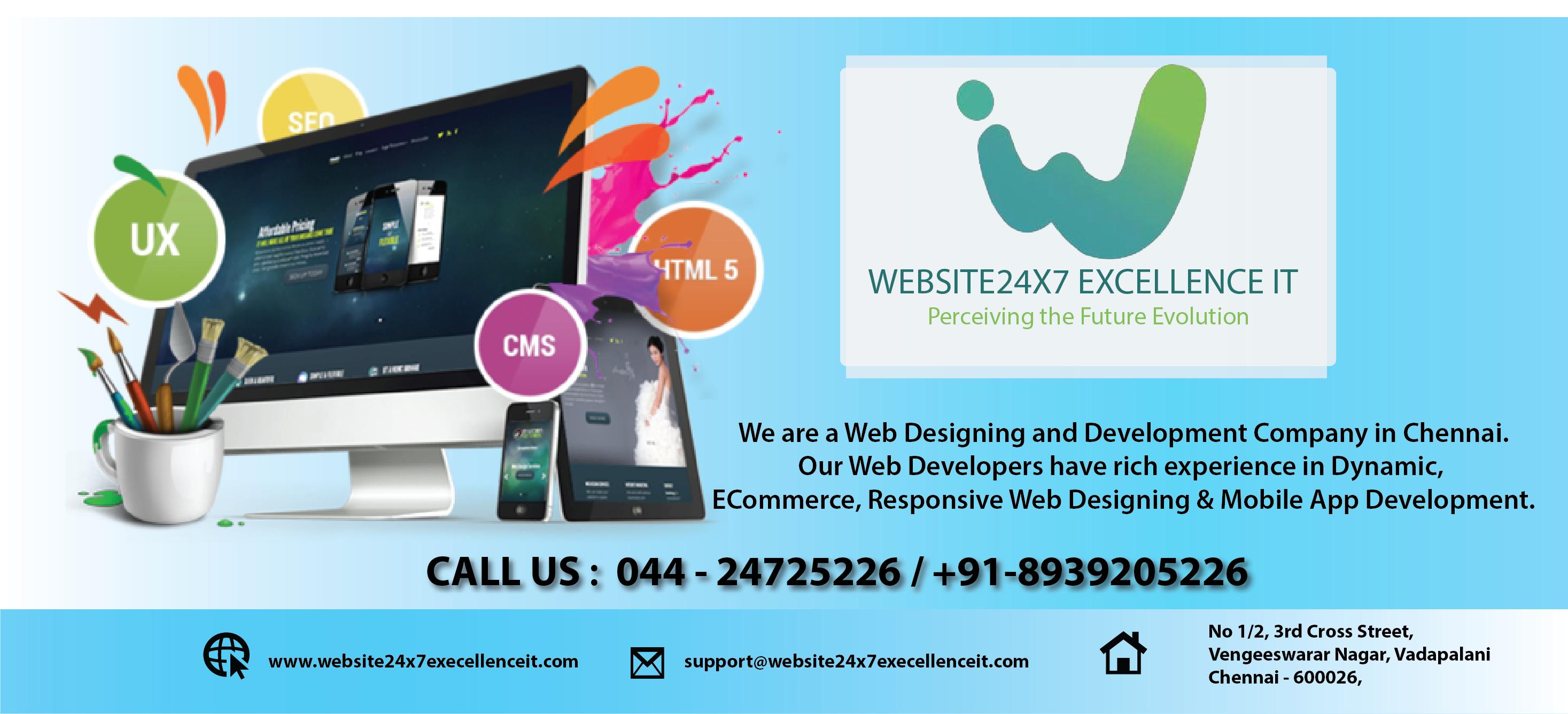 Best Webdesign Company In Chennai Web Design Company App Development Mobile Web Design
