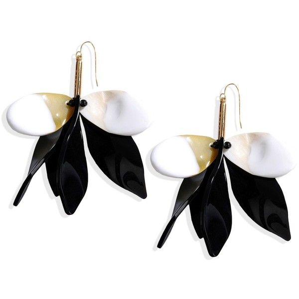marni earrings and bag makeup daily style gold leaf leather