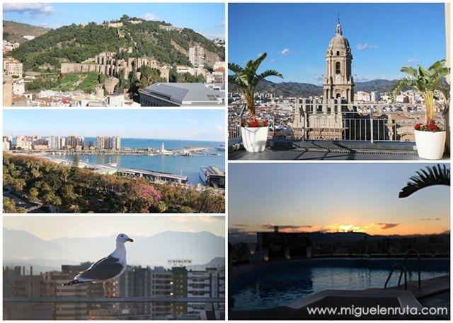 Málaga gastronómica, monumental y con vistas. Rincones imprescindibles para descubrir la capital de la Costa del Sol. http://www.miguelenruta.com/2015/05/malaga-descubriendo-la-capital-en-un-dia.html