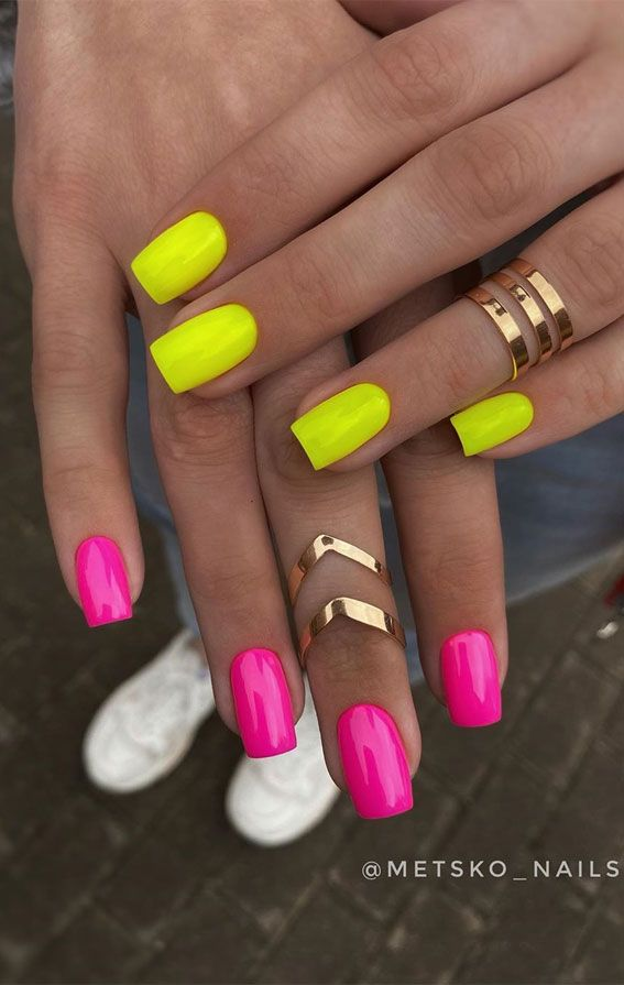 133 Most Eye Catching Different Color Coffin Nails For Prom And Wedding Page 2 Myblogika Com Purple Acrylic Nails Purple Nails Purple Nail Designs