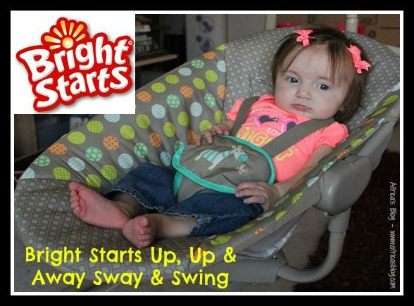Bright Starts Up Up and Away Swing