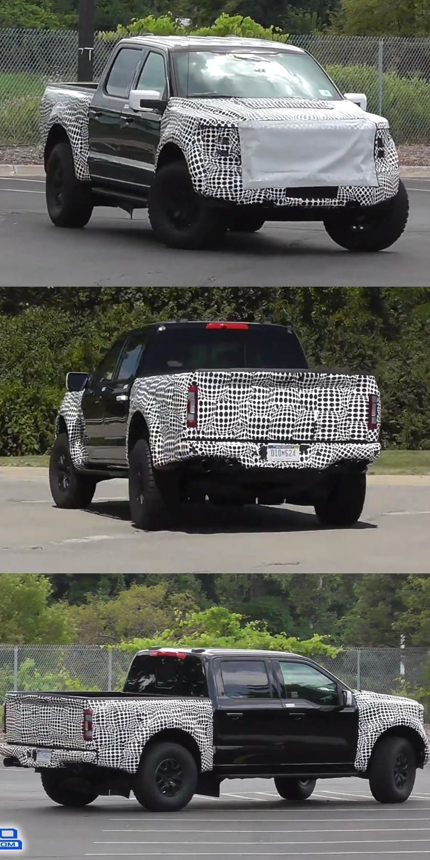 You Hear That The New Ford F 150 Raptor Is Getting A V8 That Doesn T Sound Like An Ecoboost To Us In 2020 Ford F150 Ford New Trucks