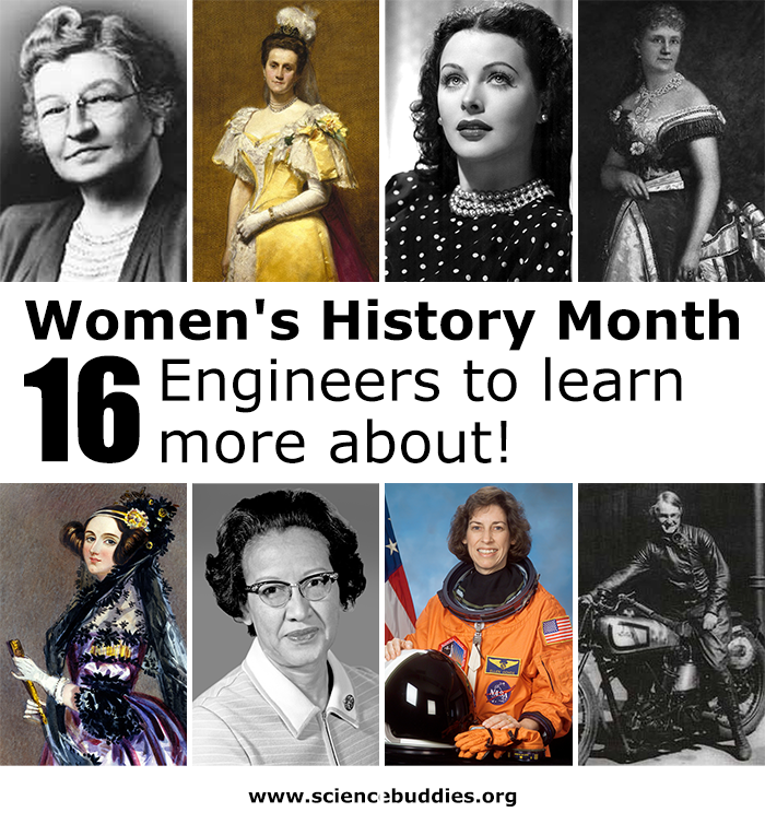 16 Women in Engineering to Learn More About   Science Buddies Blog