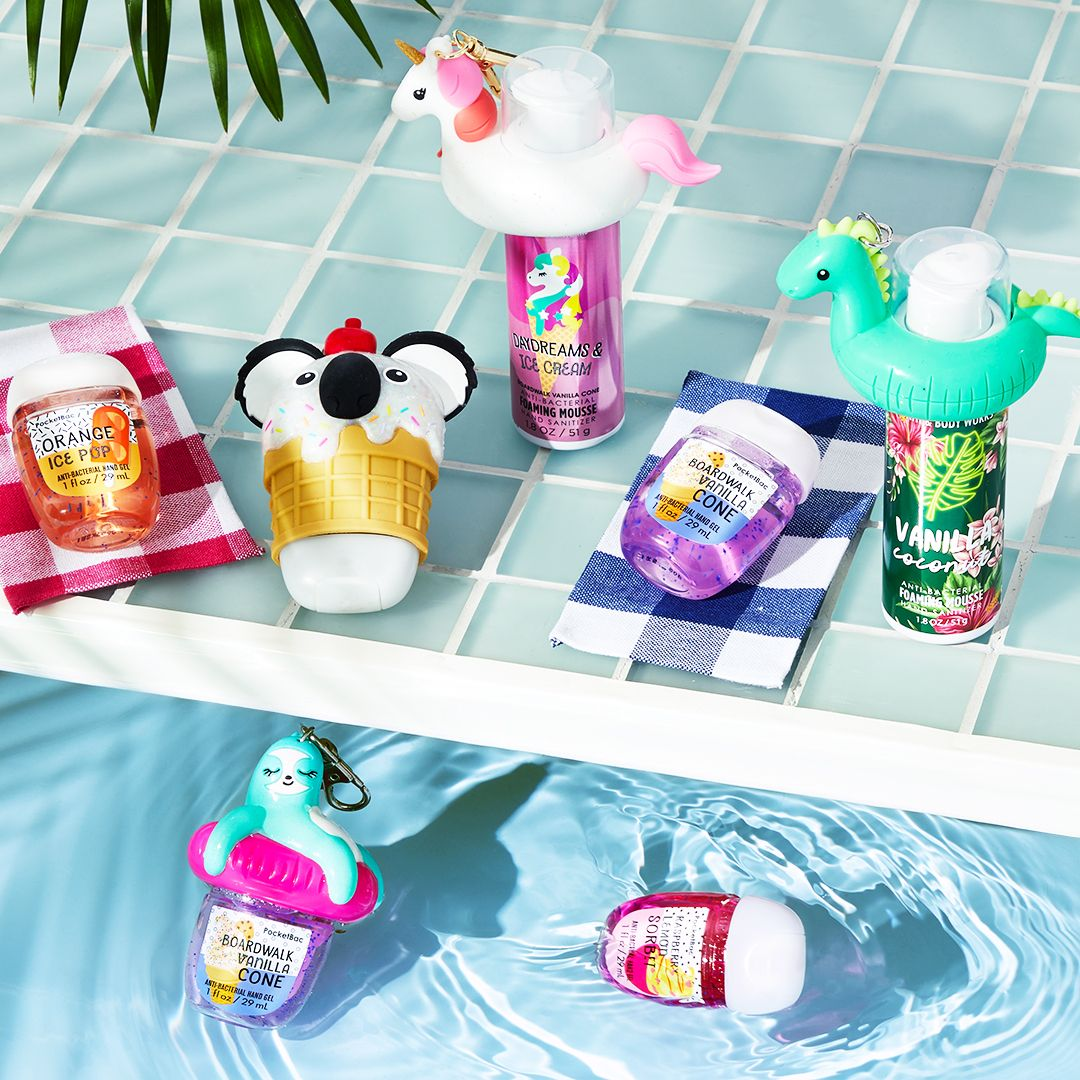 Pin By Bath Body Works On Summer Vibes Bath Body Works Bath