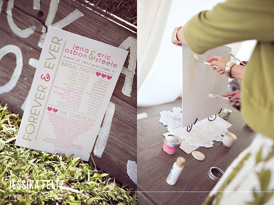 Our Wedding Unique Unity Ceremony For Wedding Paint Canvas Unity Ceremony