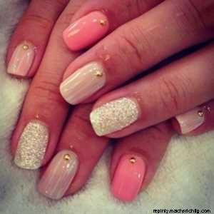 Valentine�s Day Nails
