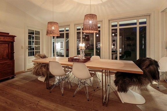 SKARMYRA - Flott klassisk villa - God standard - Stort kjøkken