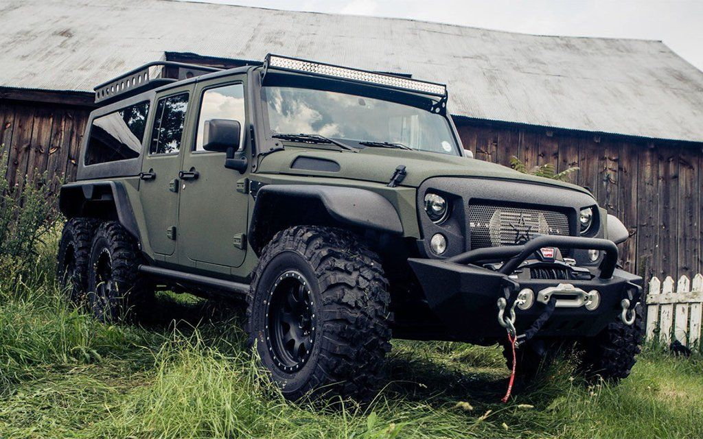 Good Jeep Names >> With A Name Like The G Patton Tomahawk You Know It S Good