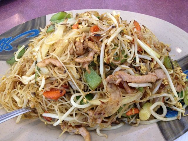 Singapore Style Fried Rice Noodles _ $7.52 at Asian Café ...
