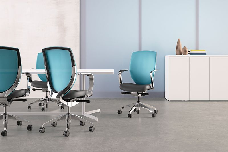 Kimball Wish Chair Infinium Interiors Affordable Office Chairs