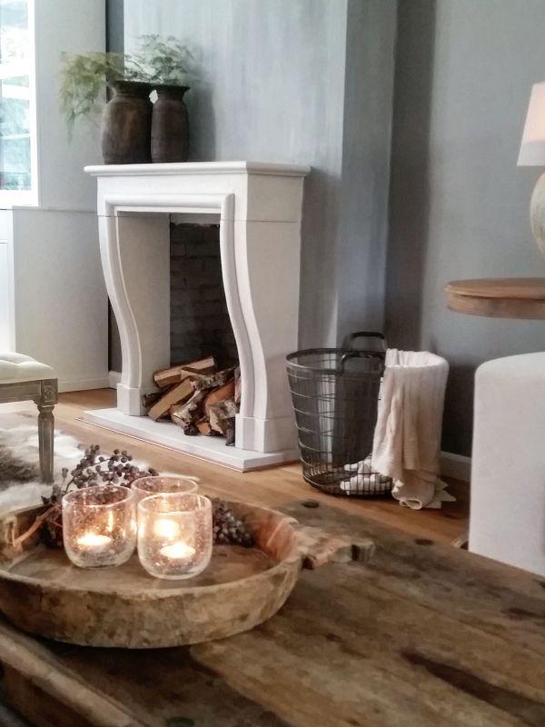 binnenkijken interieur stoer landelijk met klassieke elementen