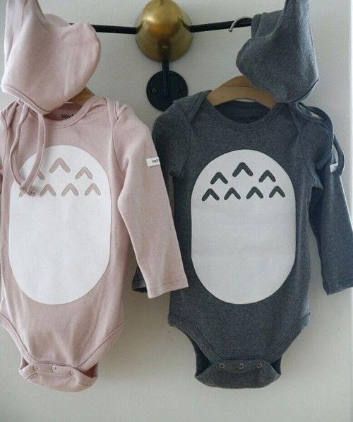 9630216d6dce Totoro One Piece Body Suit   Products   Pinterest   Totoro, Babies ...
