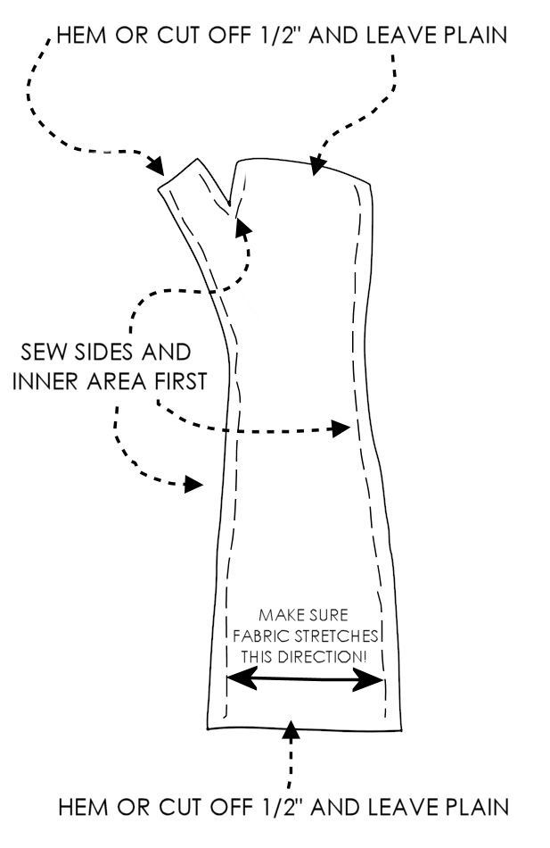 Quick Fleece Arm Warmers Tutorial & Pattern · | Pinterest ...